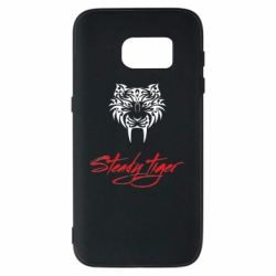 Чохол для Samsung S7 Steady tiger