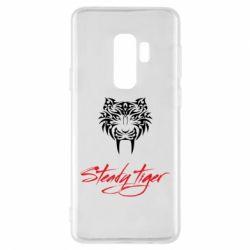 Чохол для Samsung S9+ Steady tiger