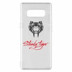 Чохол для Samsung Note 8 Steady tiger