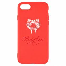 Чохол для iPhone 8 Steady tiger