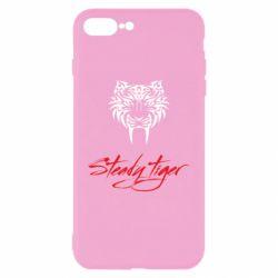 Чохол для iPhone 8 Plus Steady tiger