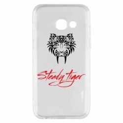 Чохол для Samsung A3 2017 Steady tiger