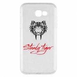 Чохол для Samsung A7 2017 Steady tiger