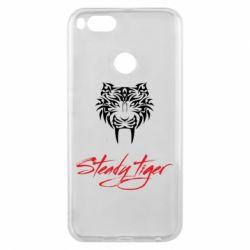 Чохол для Xiaomi Mi A1 Steady tiger