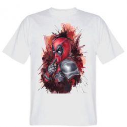 Футболка Стесняшка Deadpool