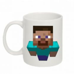 Кружка 320ml Steve from Minecraft - FatLine
