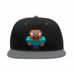 Снепбек Steve from Minecraft - FatLine