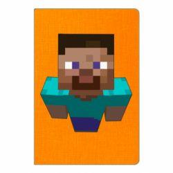 Блокнот А5 Steve from Minecraft
