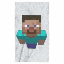 Полотенце Steve from Minecraft