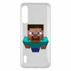 Чохол для Xiaomi Mi A3 Steve from Minecraft