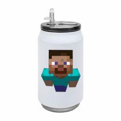 Термобанка 350ml Steve from Minecraft