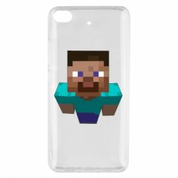 Чехол для Xiaomi Mi 5s Steve from Minecraft