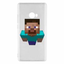 Чехол для Xiaomi Mi Note 2 Steve from Minecraft