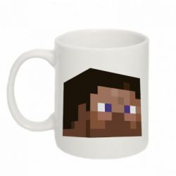 Кружка 320ml Steve Minecraft - FatLine