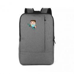 Рюкзак для ноутбука Steve minecraft