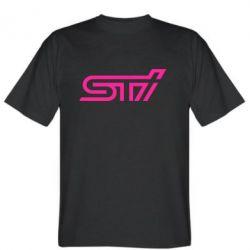Футболка STI Logo