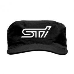 Кепка милитари STI Logo - FatLine