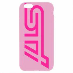 Чехол для iPhone 6 Plus/6S Plus STI Logo