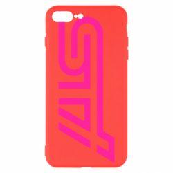 Чехол для iPhone 8 Plus STI Logo