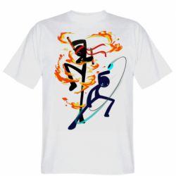 Чоловіча футболка Stickman