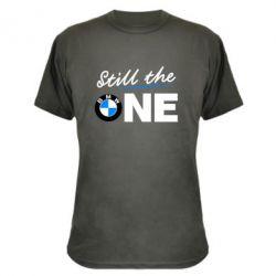 Камуфляжная футболка Still the one - FatLine