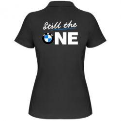 Женская футболка поло Still the one - FatLine