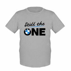 Детская футболка Still the one - FatLine