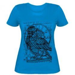 Женская футболка Стимпанк