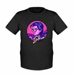 Дитяча футболка Стів дуже дивні справи