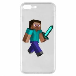 Чехол для iPhone 7 Plus Стив