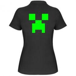 Женская футболка поло Stive? Face - FatLine