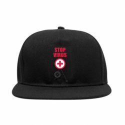 Снепбек Stop virus