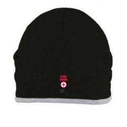 Шапка Stop virus