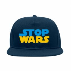 Снепбек Stop Wars in Ukraine - FatLine