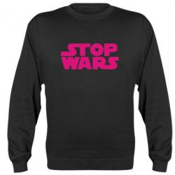 Реглан Stop Wars in Ukraine - FatLine