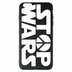 Чехол для iPhone 6 Plus/6S Plus Stop Wars peace