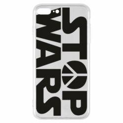 Чехол для iPhone 7 Plus Stop Wars peace
