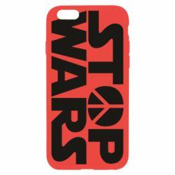 Чехол для iPhone 6/6S Stop Wars peace