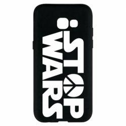 Чехол для Samsung A5 2017 Stop Wars peace