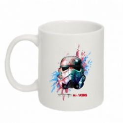 Кружка 320ml Storm Trooper Helmet - FatLine