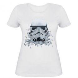 Женская футболка Storm Troopers - FatLine