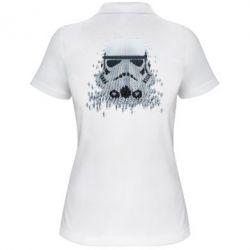 Женская футболка поло Storm Troopers - FatLine