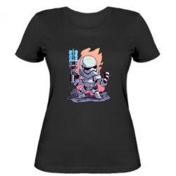 Жіноча футболка Stormtrooper chibi