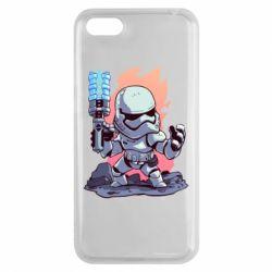 Чохол для Huawei Y5 2018 Stormtrooper chibi - FatLine