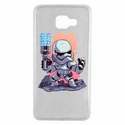 Чохол для Samsung A7 2016 Stormtrooper chibi