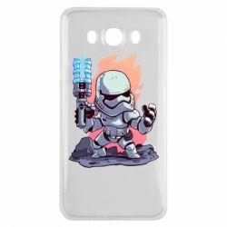 Чохол для Samsung J7 2016 Stormtrooper chibi