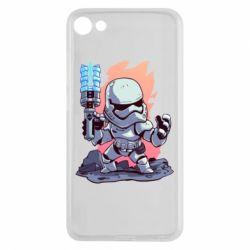 Чохол для Meizu U10 Stormtrooper chibi - FatLine