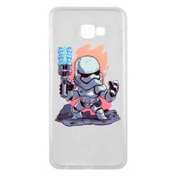 Чохол для Samsung J4 Plus 2018 Stormtrooper chibi