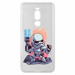 Чохол для Meizu Note 8 Stormtrooper chibi - FatLine