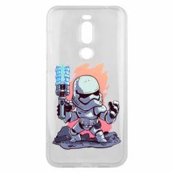 Чохол для Meizu X8 Stormtrooper chibi - FatLine